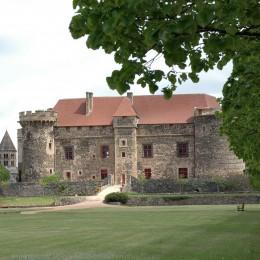 Château Royal de Saint Saturnin