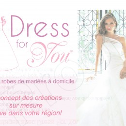 DRESS FOR YOU ISÈRE