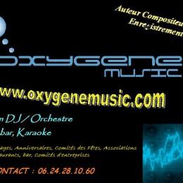 OXYGENE MUSIC