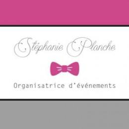 Stephanie Planche organisatrice d'événements