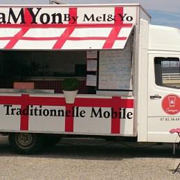 LE CAMYON FOOD TRUCK
