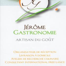 JÉRÔME GASTRONOMIE