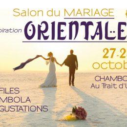 Salon du mariage Inspiration orientale