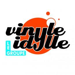 Groupe de variété Vinyle Idylle