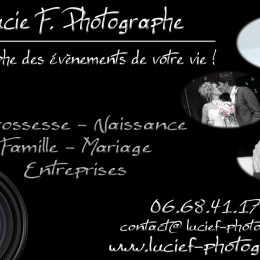LUCIE F. PHOTOGRAPHE