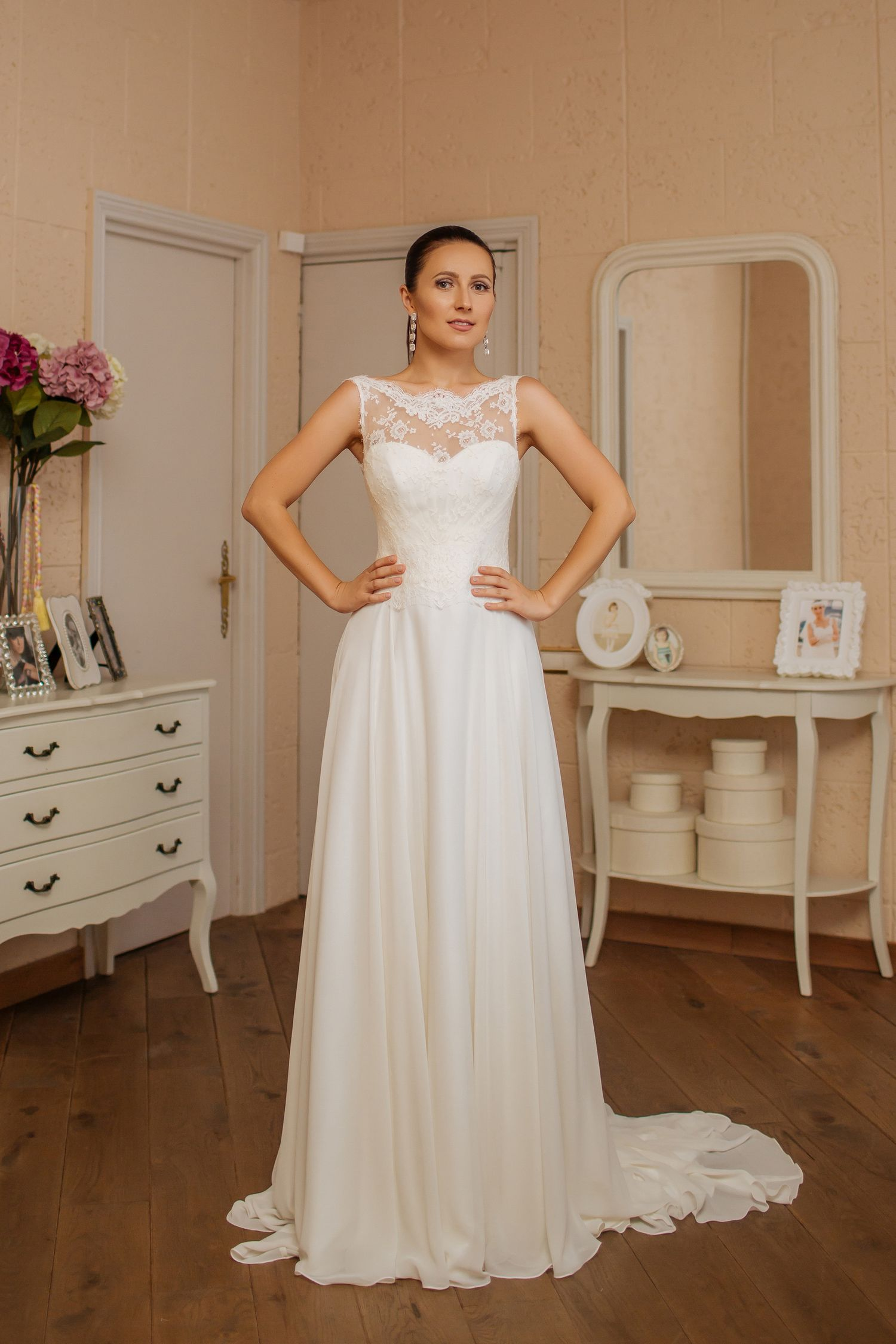 robe de mari e venus par veronika jeanvie collection 2016