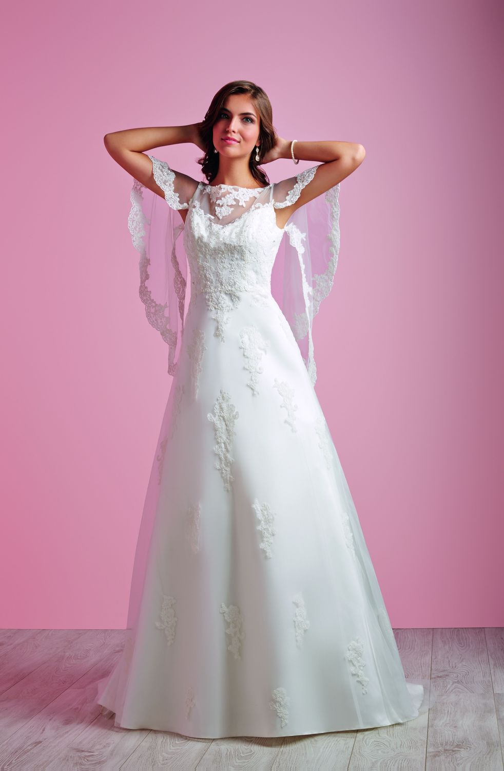 Robe de mari e ladelys par tati collection 2016 robes for Service de nettoyage de robe de mariage