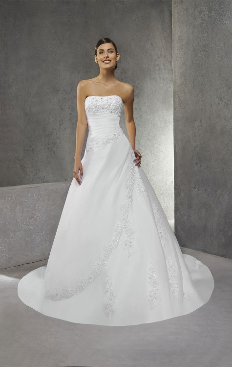 Robe de mari e murano par empire du mariage collection for Robes de mariage empire uk