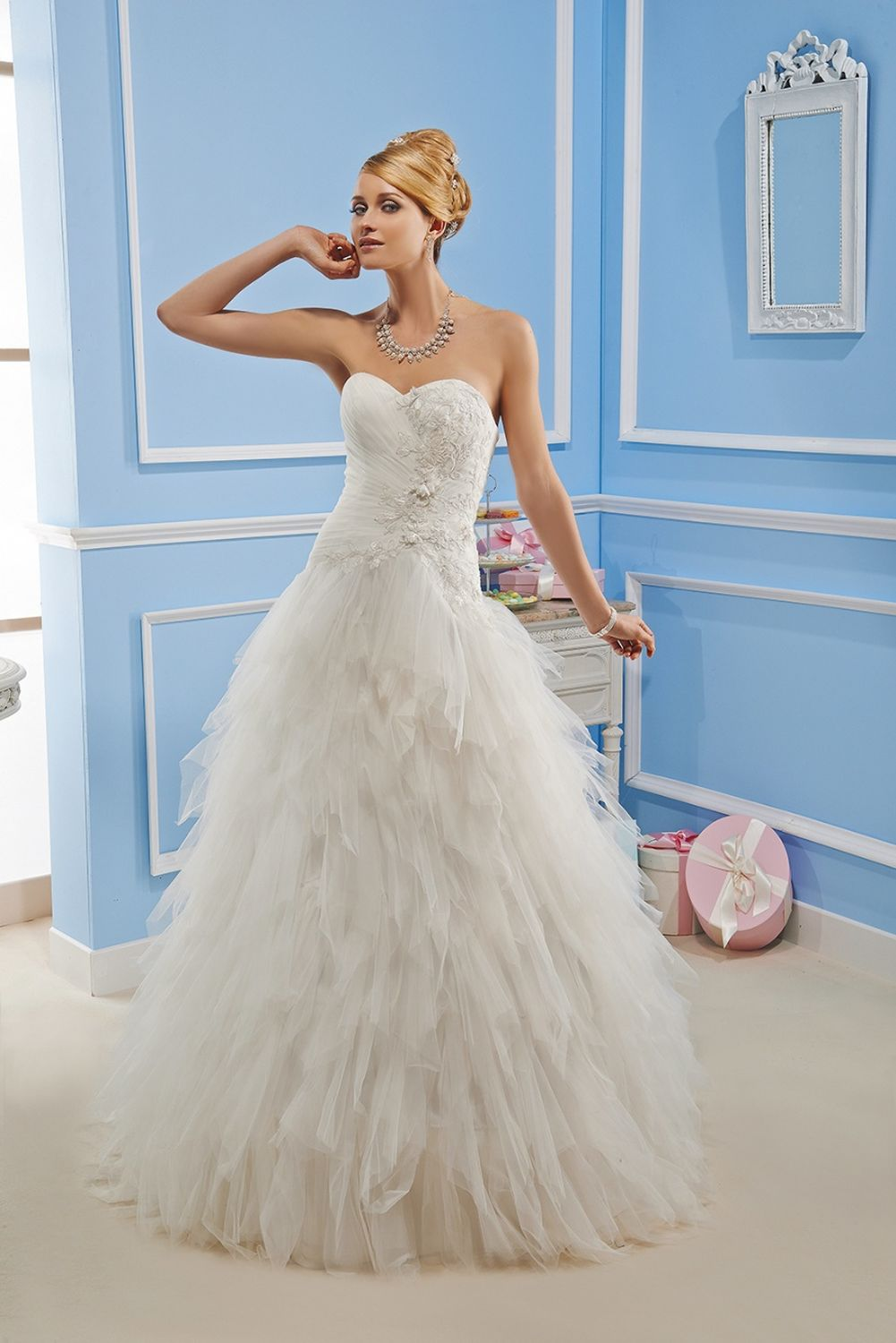robe de marie libere par tomy mariage collection 2016 robes - Tomy Mariage Prix