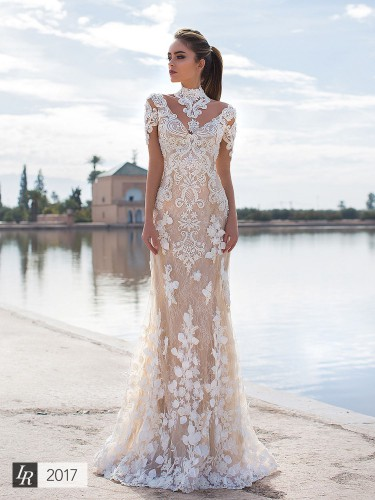 Robe De Mariee Latifa Par Lorenzo Rossi Collection Desert