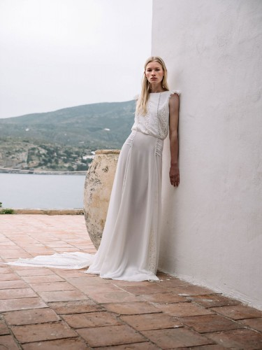 De Marti Robe Marta 13 Mariée Par Collection Robes Med 2018 Look kZPiOwulXT