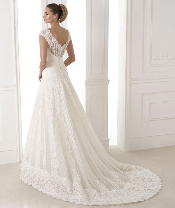 Kande pronovias pre collection 2015 traine