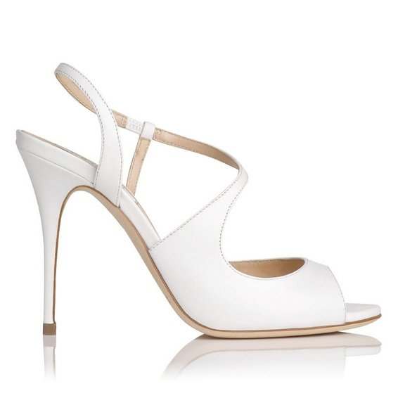 LK Benett - Palma leather asymmetric sandal - 195£