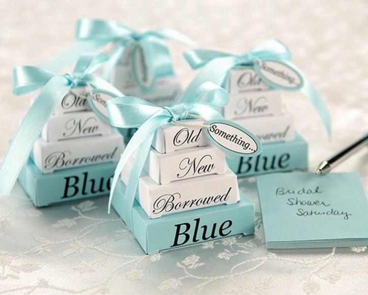 Mariage quelque chose de bleu vieux - Porte bonheur pour voiture ...
