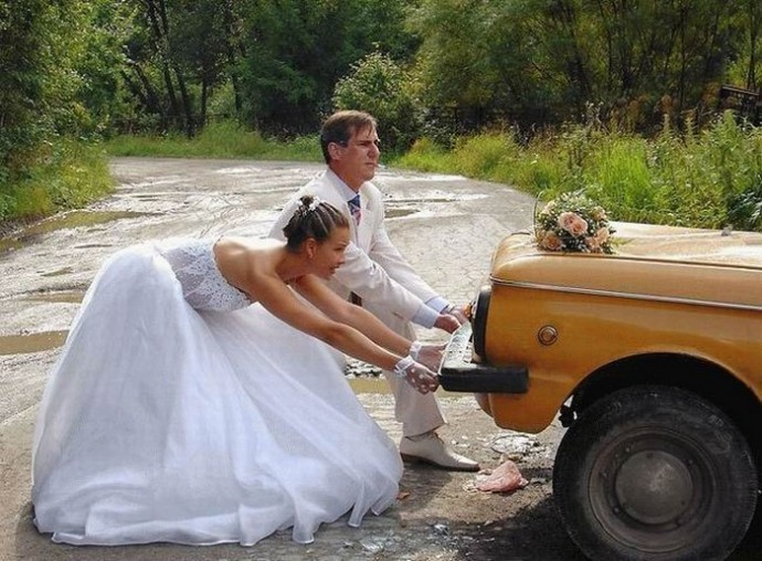 catastrophe mariage