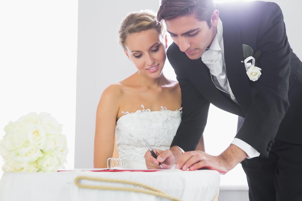 comment constituer son dossier de mariage