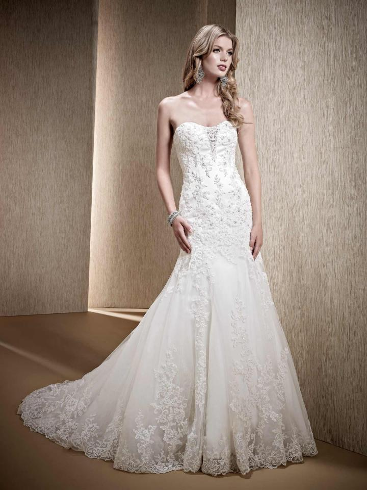 Kenneth winston collection printemps t 2013 for Prix de robe de mariage kenneth winston