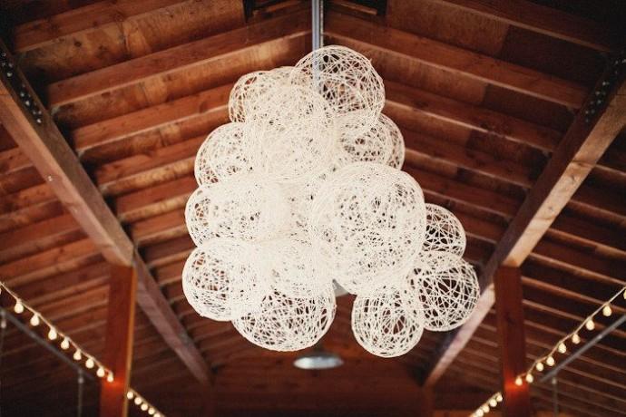Decoration de mariage : Oui aux suspensions romantiques - Mariage.com