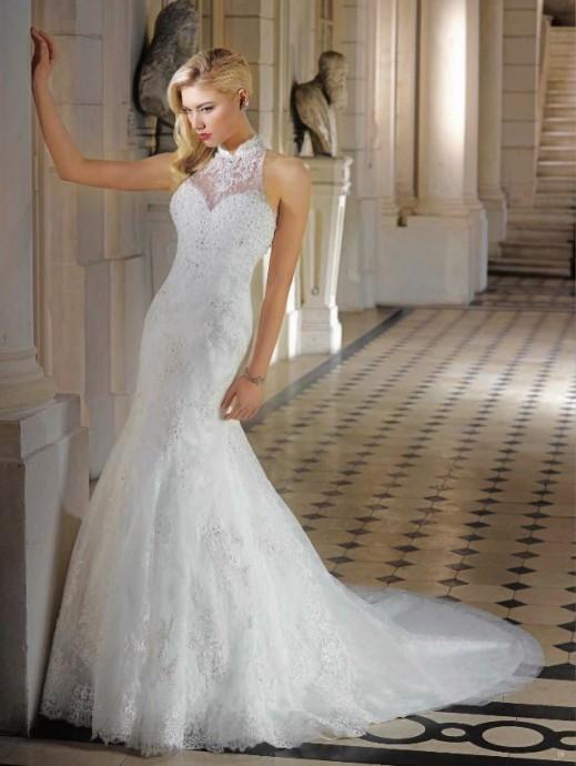 robe de mari e on dit oui la tendance sir ne On robes de mariée disent oui à la robe