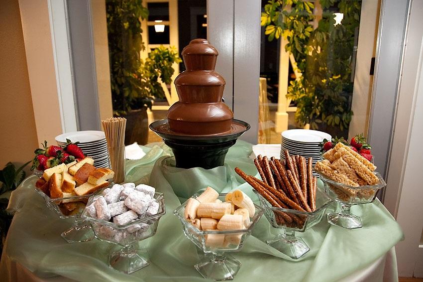 fontaine de chocolat - Fontaine Gateau Mariage