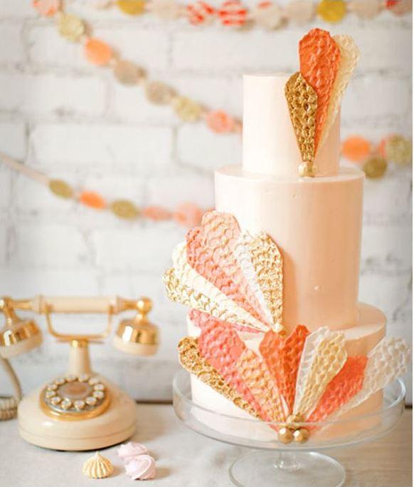 Douceur corail : une couleur tendance pour mon mariage - Mariage.com
