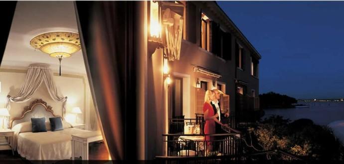 Bien connu 5 hôtels romantiques pour une lune de miel en Europe - Mariage.com VR63