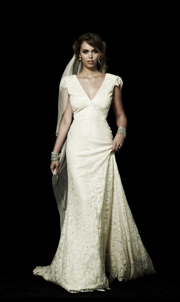 Johanna johnson collection hero printemps t 2014 for Robes de mariage de betsey johnson