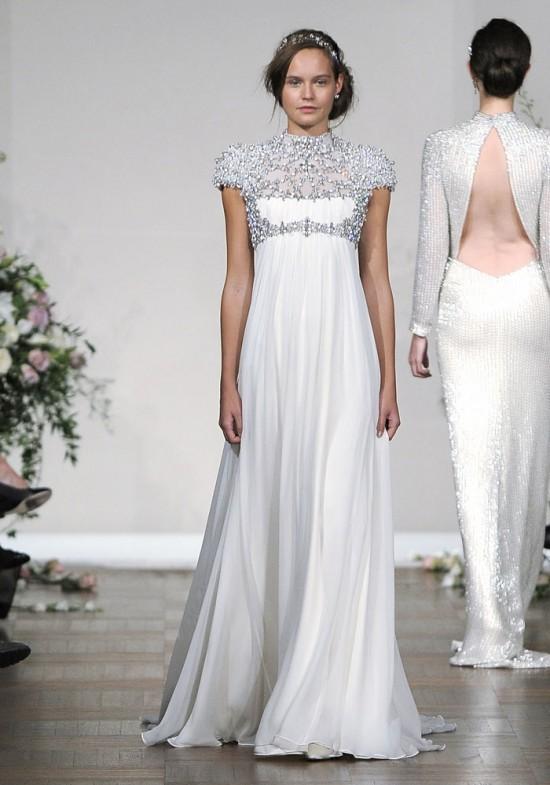 Jenny packham collection printemps t 2013 2014 for Jenny packham robe de mariage de saule