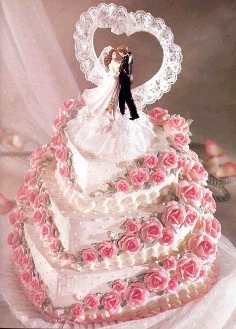 ... des mariés, le rose s'invente et se réinvente au gré de vos