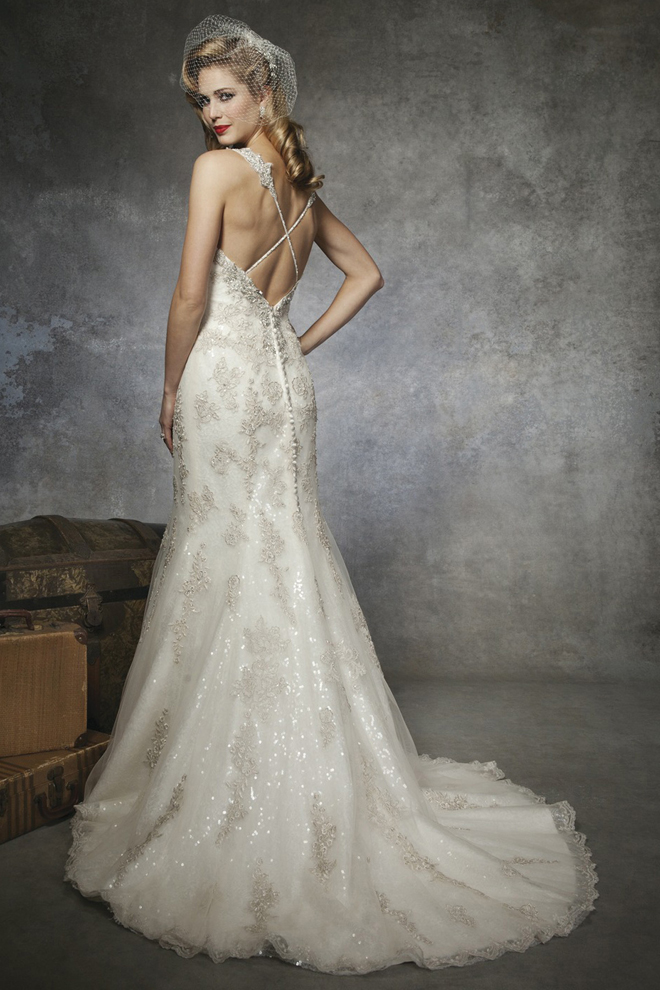 Justin alexander collection printemps t 2013 for Combien sont justin alexander robes de mariage