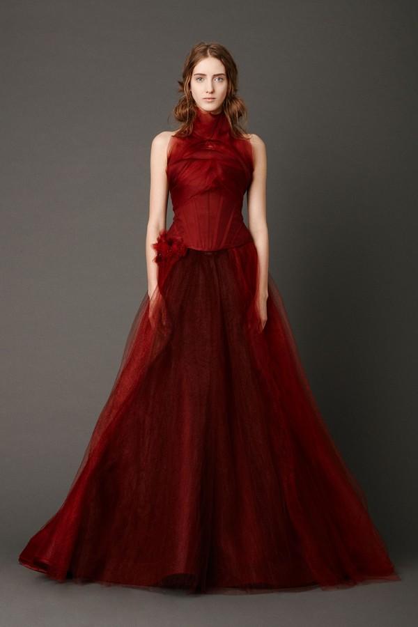 Vera wang collection 2013 for Meilleures robes de mariage vera wang