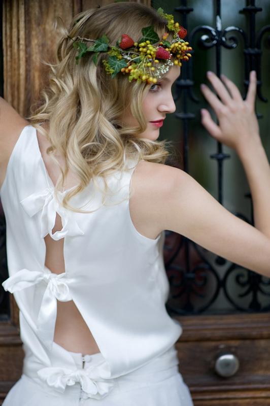 10 robes avec des noeuds for La conservation de robe de mariage de noeud