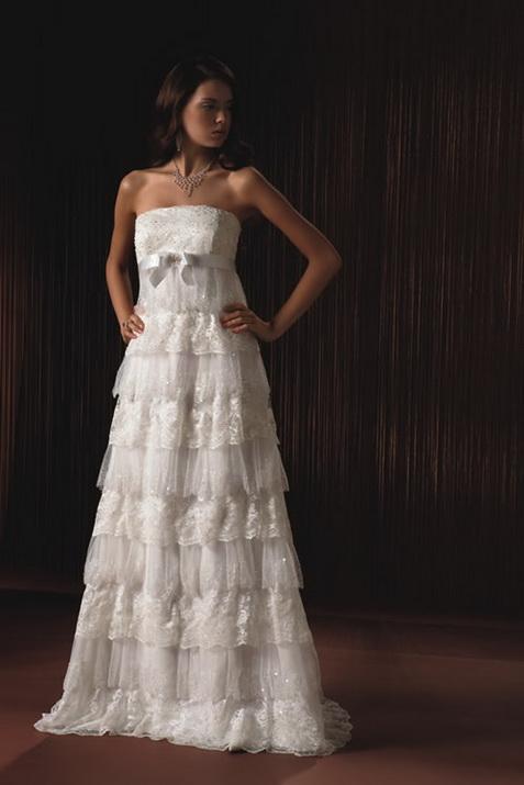 10 robes avec des Noeuds - Mariage.com