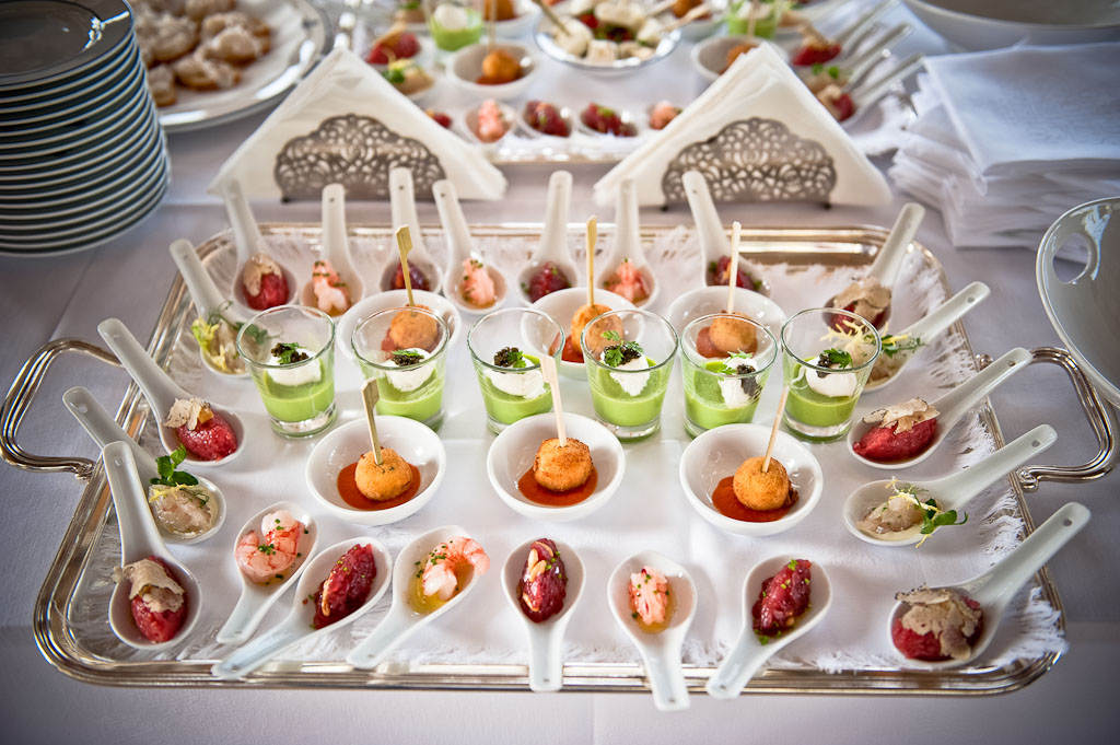 8 ides au top pour prparer un buffet de mariage mariagecom - Idee De Buffet