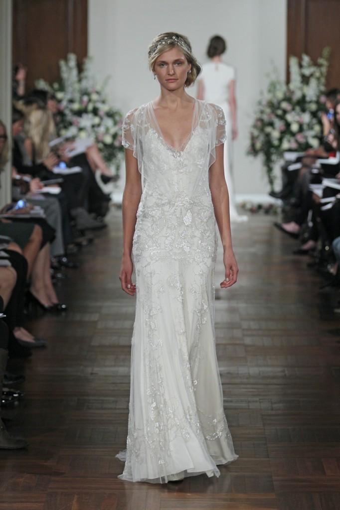 10 robes r tro pour la mari e for Jenny packham robe de mariage de saule