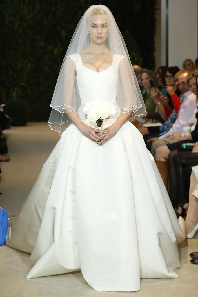 Carolina herrera collection printemps t 2014 - Liste de mariage printemps ...