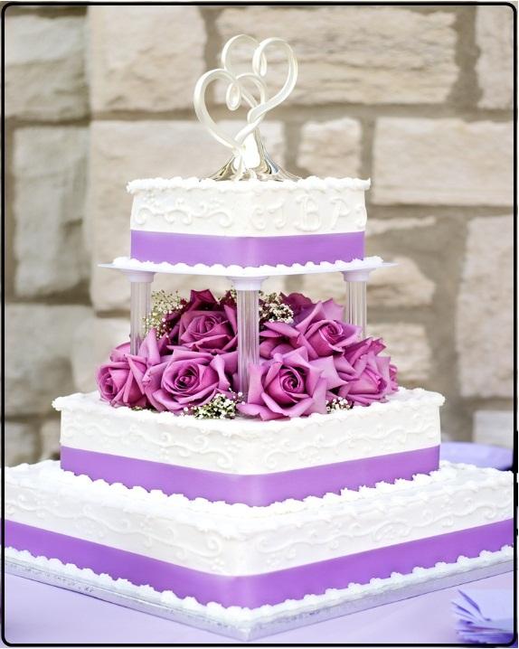 Des gâteaux de mariage à dévorer des yeux - Mariage.com