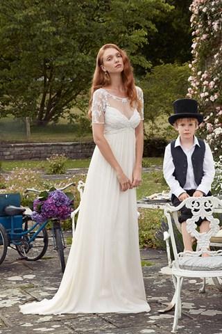 Jenny packham collection printemps t 2014 for Jenny packham robe de mariage de saule