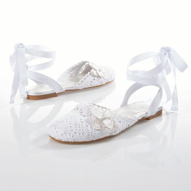 acheter pas cher design élégant frais frais A talons hauts ou talons plats, des chaussures en dentelle ...