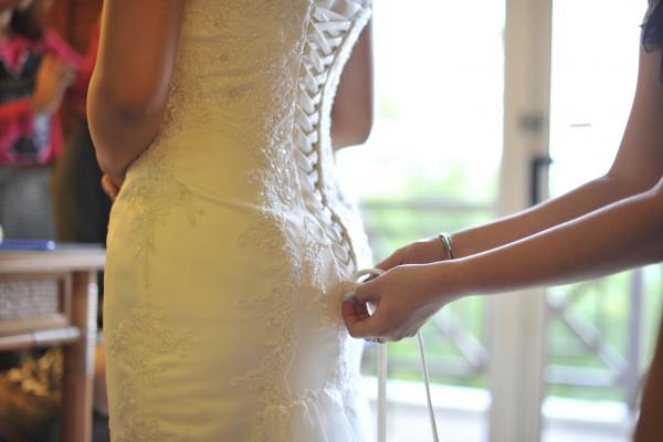 Photos érotiques de la mariée