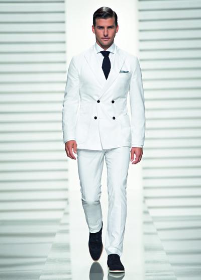 42d4d68b5c6d6c Mariage.com » Robes de mariée » Le costume du marié » HUGO BOSS. Collection  2012. €€€ (De ...