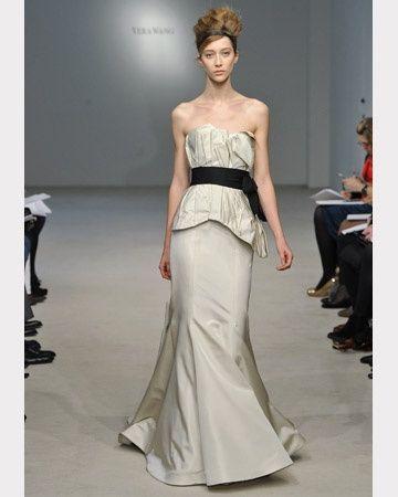 Vera wang collection 2012 for Collection de robe de mariage vera wang