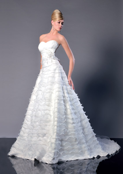 Anita jakobson collection printemps t 2012 for Robes de mariage en consignation seattle