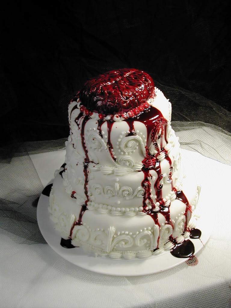15 gâteaux de mariage déjantés - Mariage.com