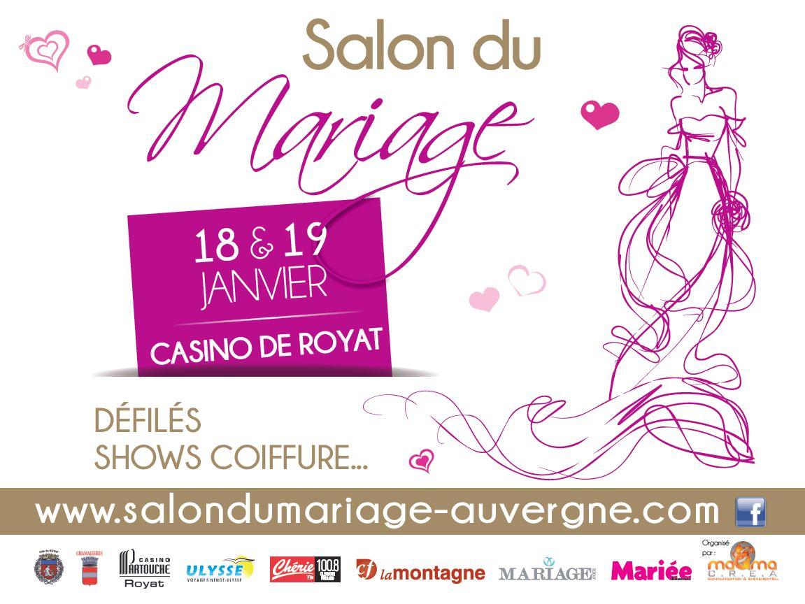 Salon du mariage en auvergne for Salon du mariage cherbourg