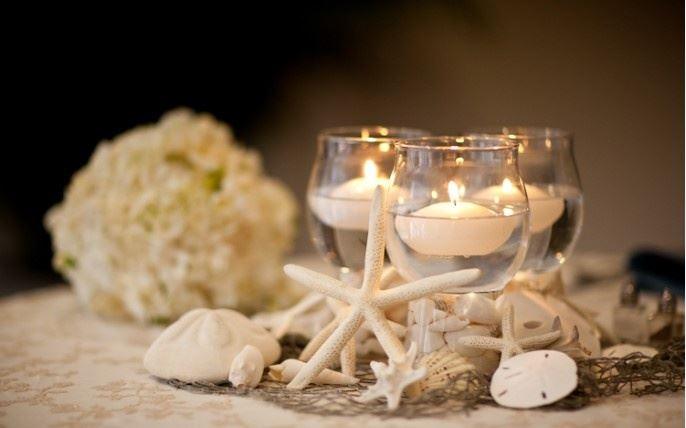 Inspiration les pieds dans l 39 eau pour ma d coration - Decoration mer pour mariage decoration mer ...