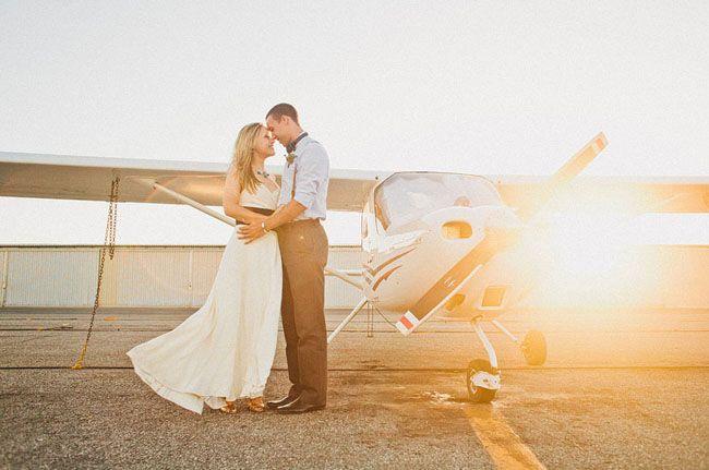 mariage invitation au voyage maries