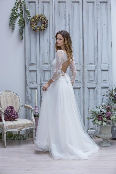 robe mariage boheme chic la mode des robes de france. Black Bedroom Furniture Sets. Home Design Ideas