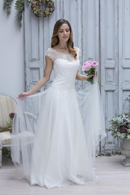 La robe bohème selon Marie Laporte - Mariage.com