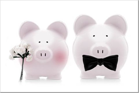 Le budget mariage toujours plus important